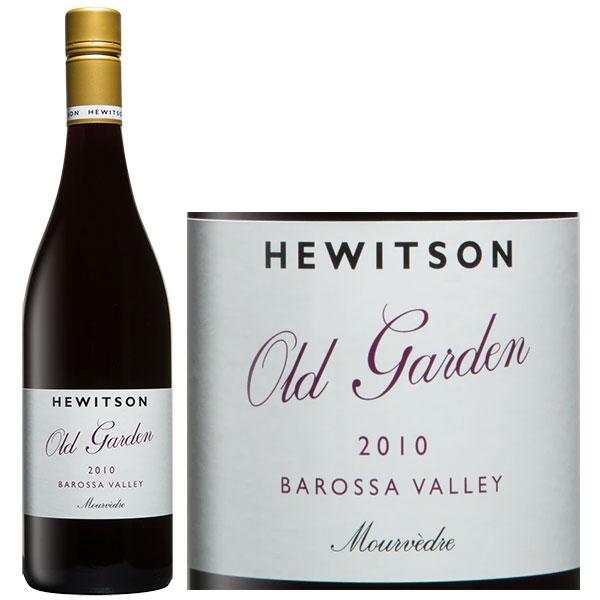 Rượu Vang Đỏ Hewitson Old Garden Mourvedre
