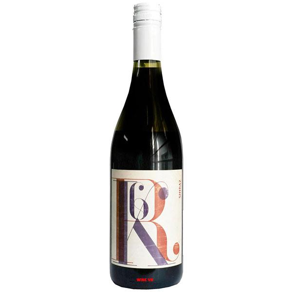 Rượu Vang Đỏ KR6 Shiraz