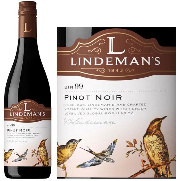 Rượu Vang Đỏ Lindeman's Bin 99 Pinot Noir