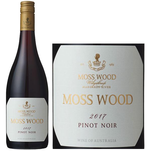 Rượu Vang Đỏ Moss Wood Pinot Noir
