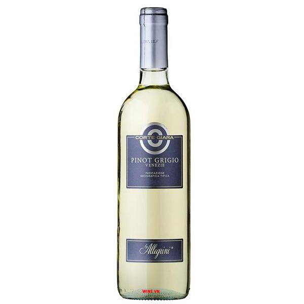 Rượu Vang Allegrini Corte Giara Pinot Grigio