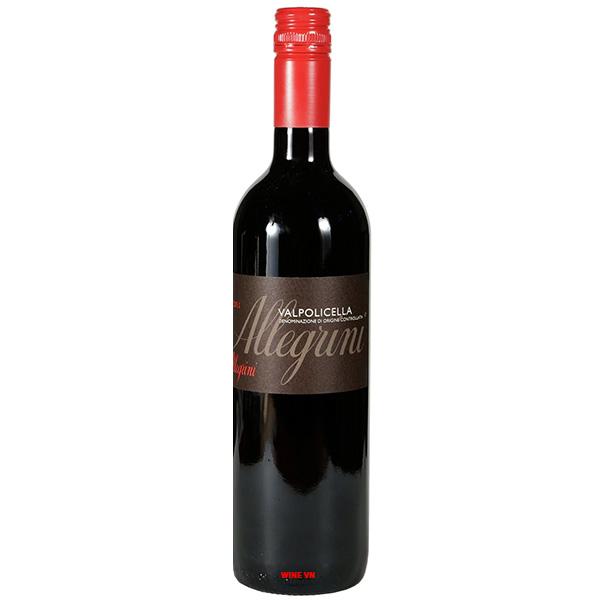 Rượu Vang Allegrini Valpolicella