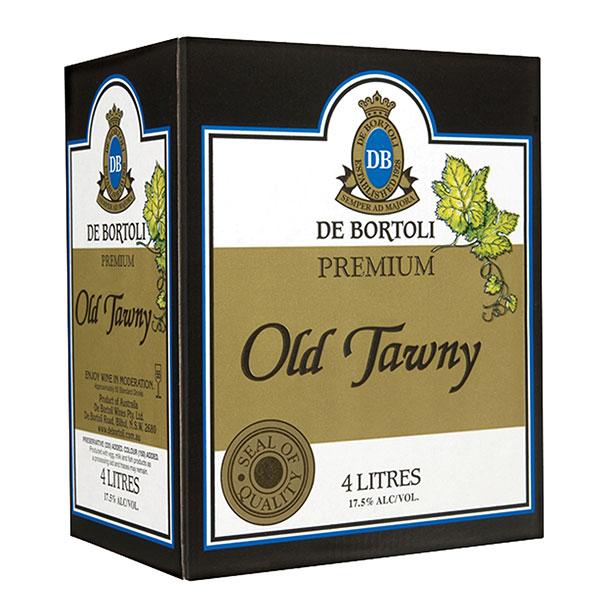 Rượu Vang Bịch De Bortoli Premium Old Tawny