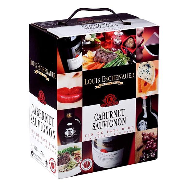 Rượu Vang Bịch Luis Eschenauer Cabernet Sauvignon