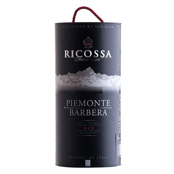 Rượu Vang Bịch Ricossa Piemonte Barbera