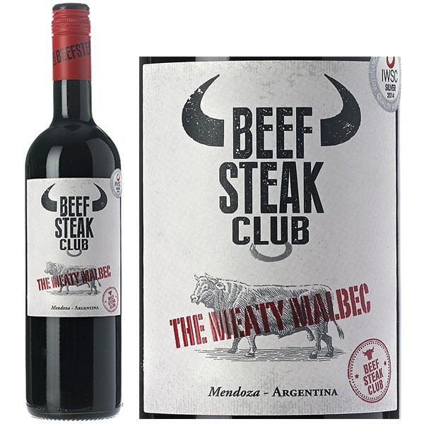 Rượu Vang Beefsteak Club The Meaty Malbec