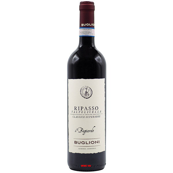 Rượu Vang Buglioni Ripasso Valpolicella Classico Superiore IL Bugiardo