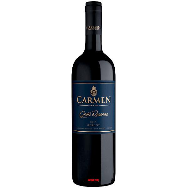 Rượu Vang Carmen Gran Reserva Merlot