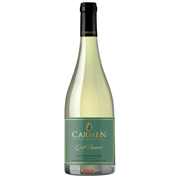Rượu Vang Carmen Gran Reserva Sauvignon Blanc