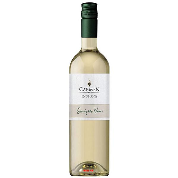 Rượu Vang Carmen Insigne Sauvignon Blanc