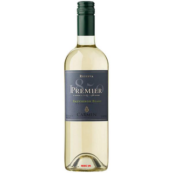 Rượu Vang Carmen Premier Reserva Sauvignon Blanc