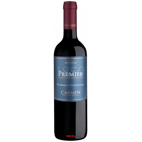 Rượu Vang Carmen Reserva Premier Cabernet Sauvignon