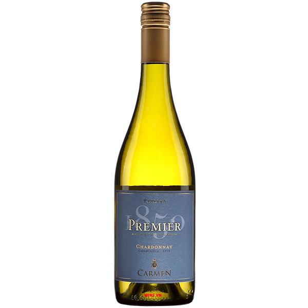 Rượu Vang Carmen Reserva Premier Chardonnay