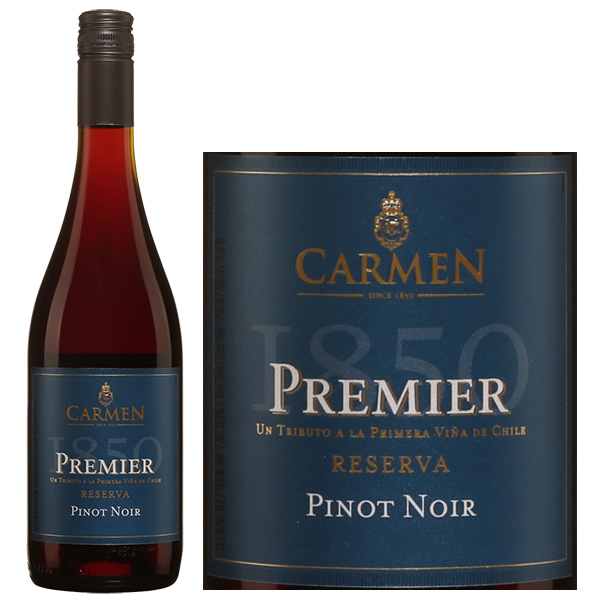 Rượu Vang Carmen Reserva Premier Pinot Noir