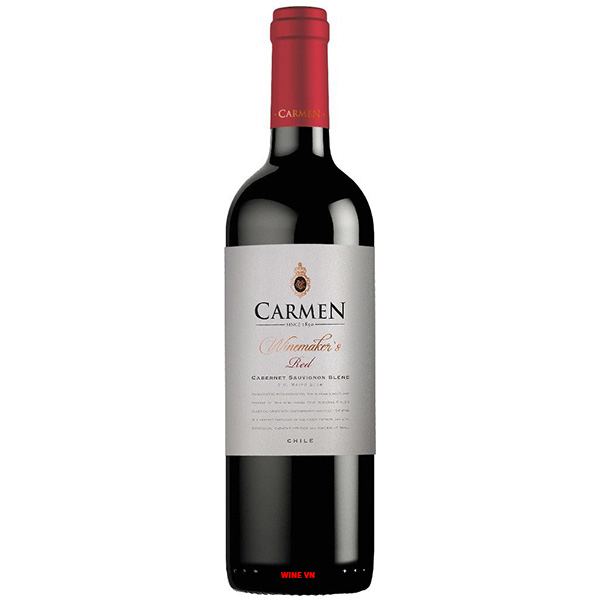 Rượu Vang Carmen Winemaker's Cabernet Sauvignon - Blend
