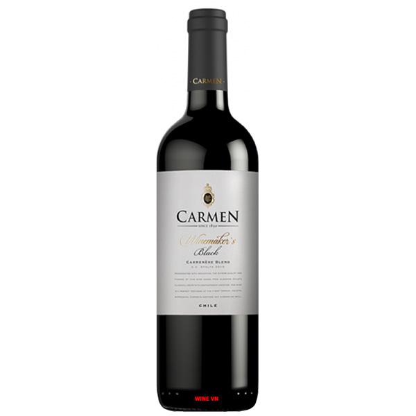 Rượu Vang Carmen Winemaker's Carmenere - Blend