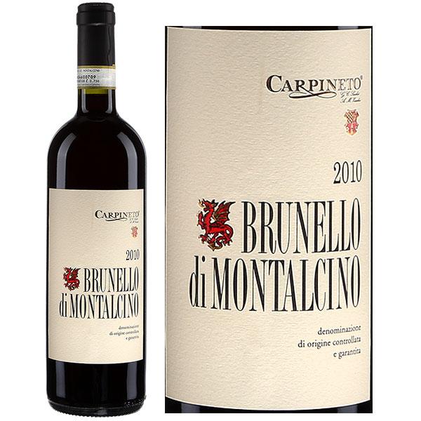 Rượu Vang Carpineto Brunello di Montalcino