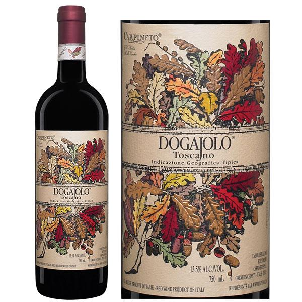 Rượu Vang Carpineto Dogajolo Toscana