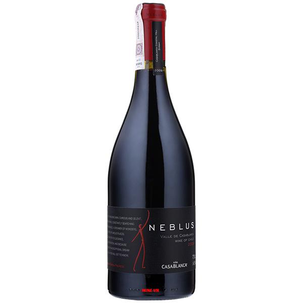 Rượu Vang Casablanca Neblus Syrah