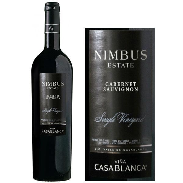 Rượu Vang Casablanca Nimbus Single Vineyard Cabernet Sauvignon