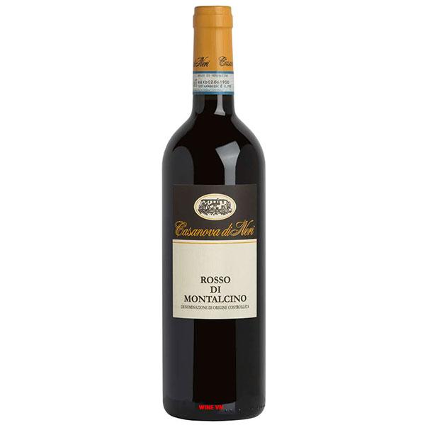 Rượu Vang Casanova Di Neri Rosso Di Montalcino