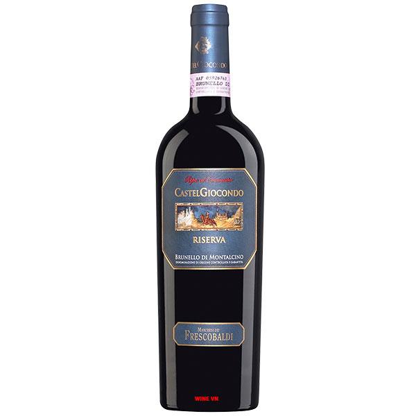 Rượu Vang Castelgiocondo Brunello Di Montalcino Ripe Di Convento
