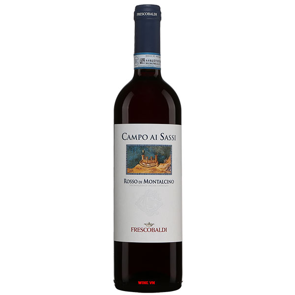 Rượu Vang Castelgiocondo Campo Ai Sassi Rosso Di Montalcino