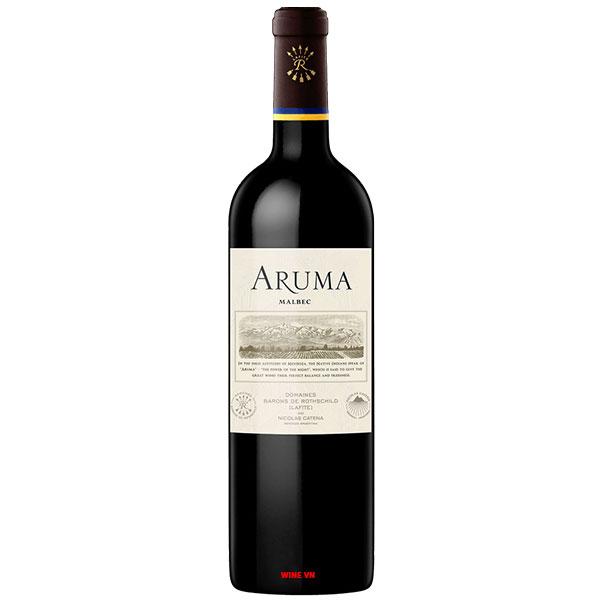 Rượu Vang Catena Rothschild Aruma Malbec