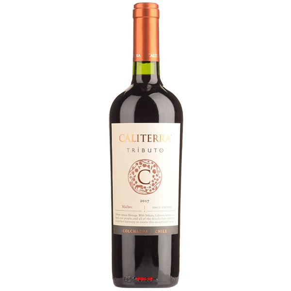 Rượu Vang Chile Caliterra Tributo Malbec