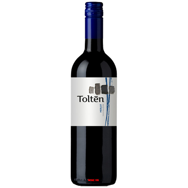Rượu Vang Chile Carmen Tolten Merlot