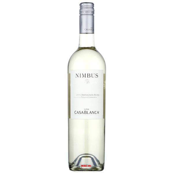 Rượu Vang Chile Casablanca Nimbus Sauvignon Blanc