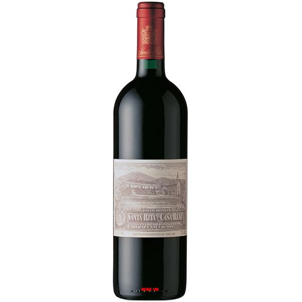 Rượu Vang Chile Santa Rita Casa Real