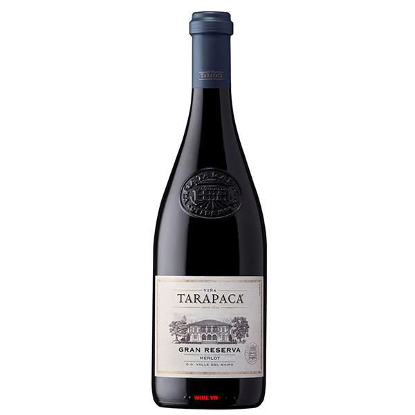 Rượu Vang Chile Tarapaca Gran Reserva Merlot