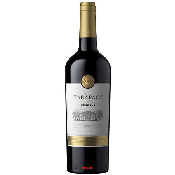 Rượu Vang Chile Tarapaca Reserva Merlot