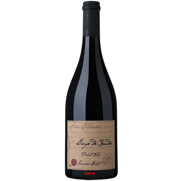 Rượu Vang Coup De Foudre Pinot Noir