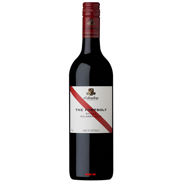 Rượu Vang D'Arenberg The Footbolt Shiraz