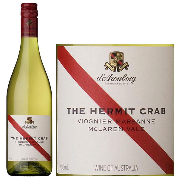 Rượu Vang D'Arenberg The Hermit Crab Viognier Marsanne