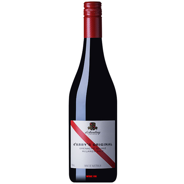 Rượu Vang D'Arenberg d'Arry's Original Grenache Shiraz