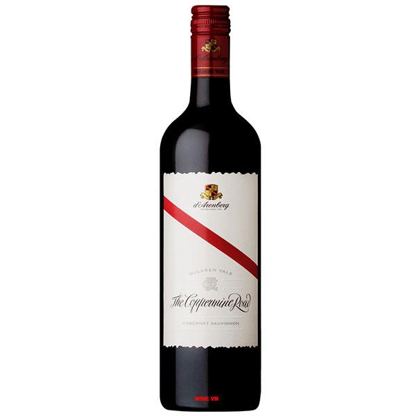 Rượu Vang D'Arenberg The Coppermine Road Cabernet Sauvignon