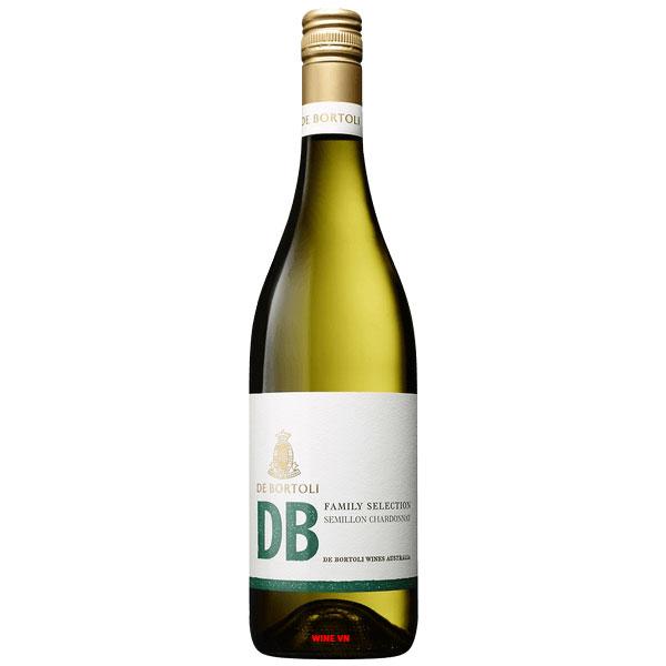 Rượu Vang De Bortoli DB Selection Semillon Chardonnay