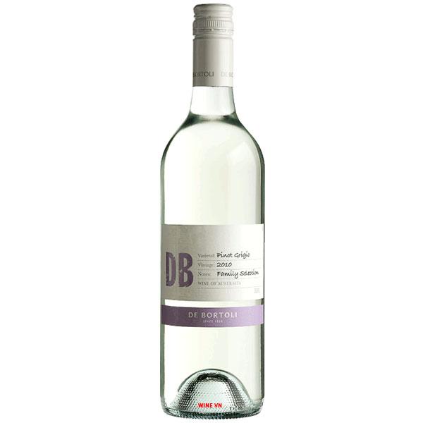 Rượu Vang De Bortoli Family Selection Pinot Grigio
