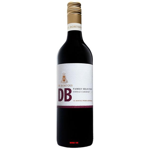 Rượu Vang De Bortoli Family Selection Shiraz Cabernet