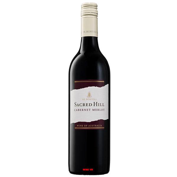 Rượu Vang De Bortoli Sacred Hill Cabernet Merlot