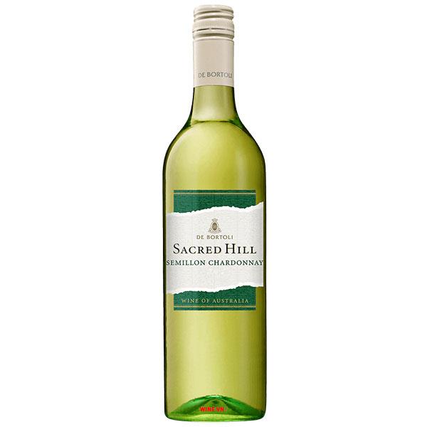 Rượu Vang De Bortoli Sacred Hill Semillon Chardonnay
