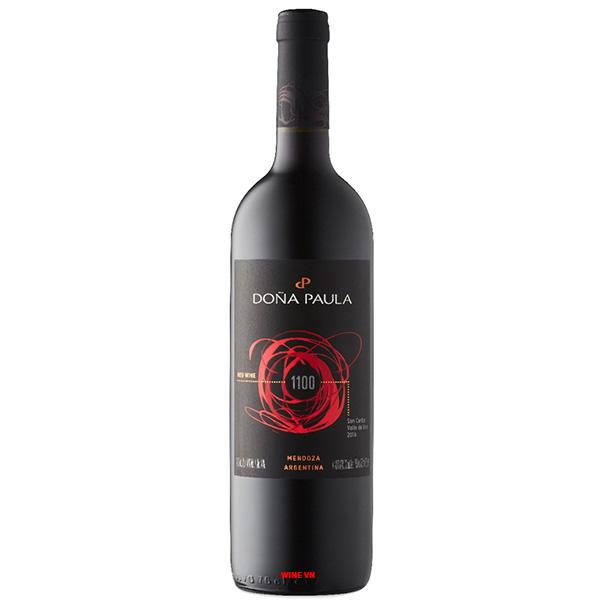 Rượu Vang Dona Paula 1100 Mendoza