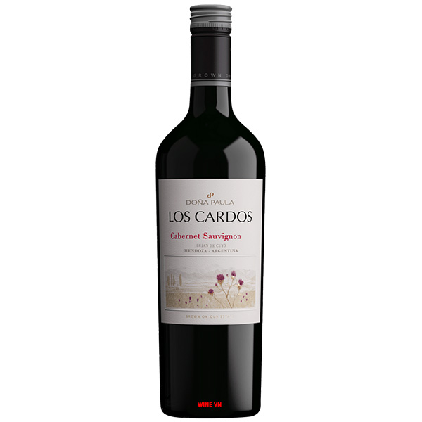 Rượu Vang Dona Paula Los Cardos Cabernet Sauvignon