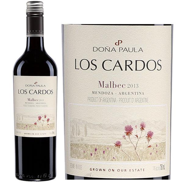 Rượu Vang Dona Paula Los Cardos Malbec