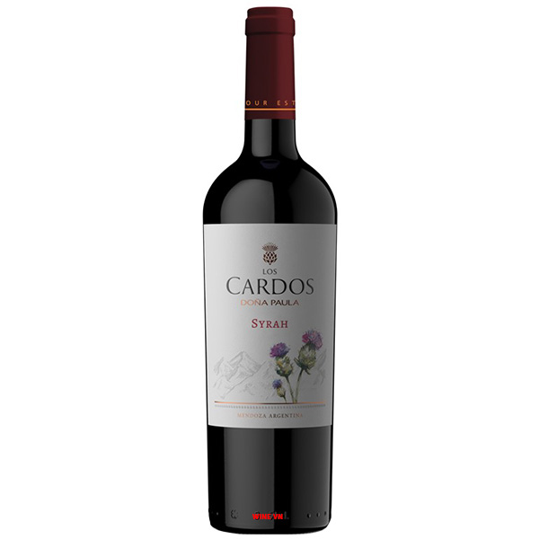 Rượu Vang Dona Paula Los Cardos Syrah