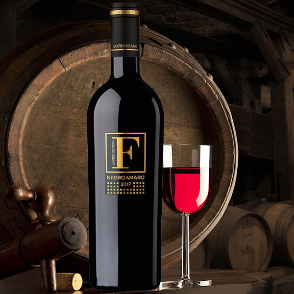 Rượu Vang F Gold Negroamaro Limited