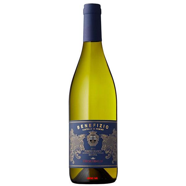 Rượu Vang Frescobaldi Benefizio Pomino Bianco Riserva